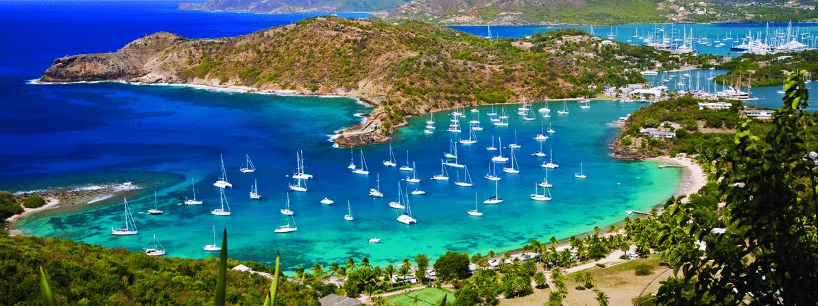 crewed yacht, Antigua Yacht Charter