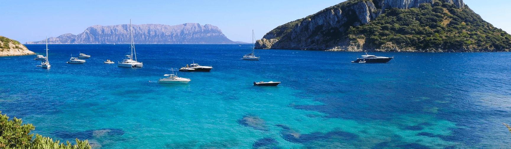 yacht charter in sardinia